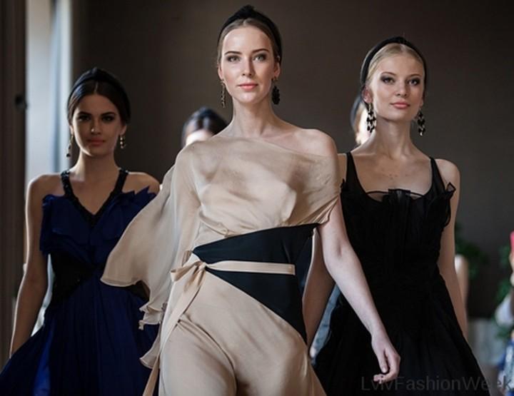 Fashion Week Lviv Mai 2014 präsentiert - Olena Dats, für Sie HW14/15