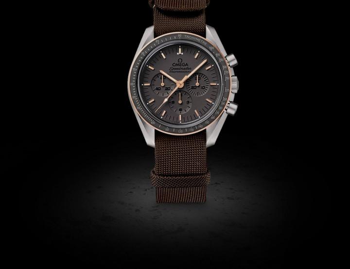 Die Omega Speedmaster Apollo 11 45th Anniversary Limited Edition