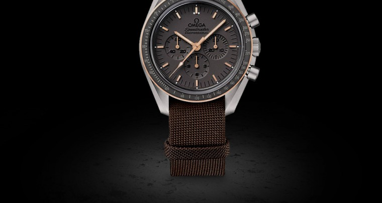 Die Omega Speedmaster Apollo 11 45th Anniversary Limited Edition