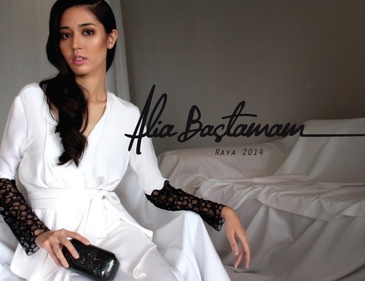 Kuala Lumpur Fashion Week Juni 2014 präsentiert - Alia Bastamam, für Sie -