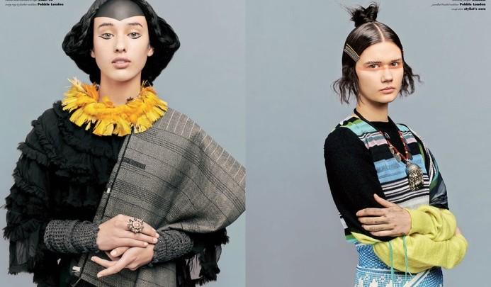 Aline & Jacqueline Tappia Reynaud - Fashion Photographers 2014