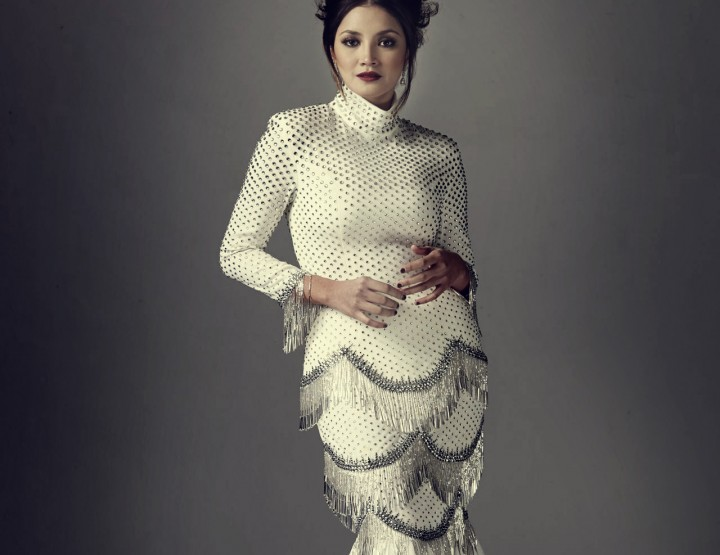 Kuala Lumpur Fashion Week Juni 2014 präsentiert - Rizman Ruzaini, für Sie - Bridal
