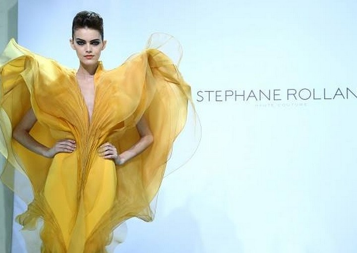 Stéphane Rolland Couture, for women - Fashion News 2014 Spring & Summer