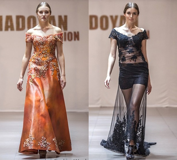 Fashion Week Lviv Mai 2014 präsentiert - Shadoyan Fashion, für Sie FS14