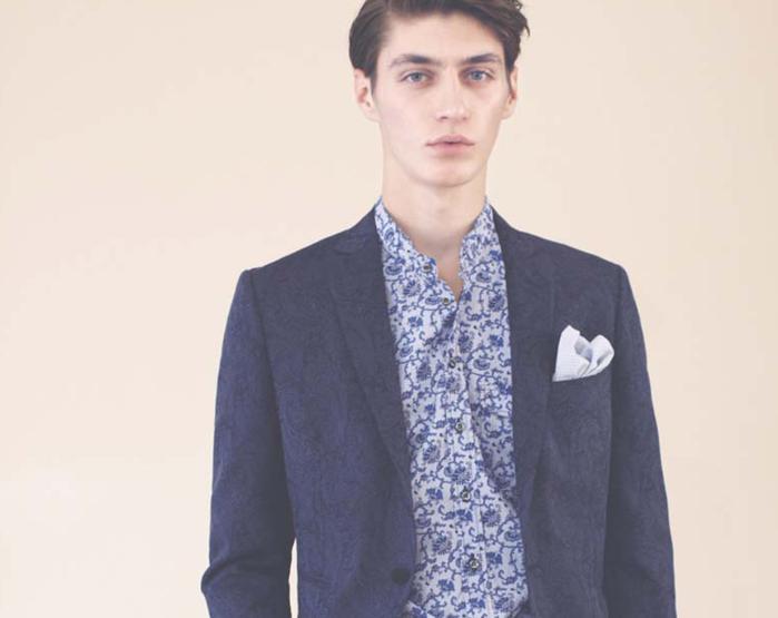 Tonello, für Ihn - Fashion News 2014 Spring/Summer