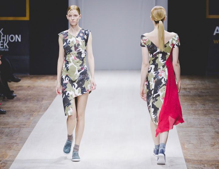 Fashion Week Lviv Mai 2014 präsentiert -  Natasha Tsu Ran, für Sie HW14/15