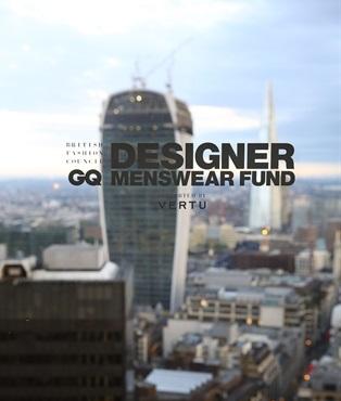 GQ Menswear Designer Fund-Gewinner ist Christopher Shannon