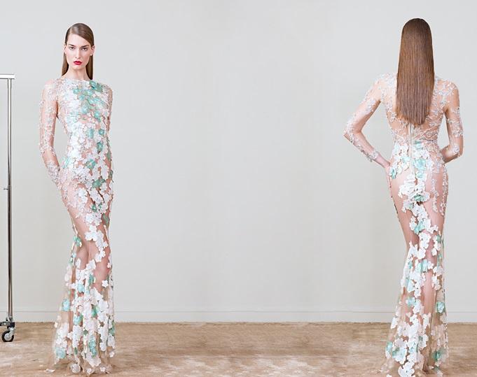 Fashion Week Lviv May 2014 presents - Alfredo Villalba Couture, for women SS14