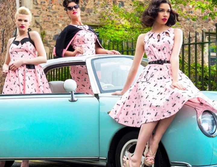 LondonEdge Berlin Fashion Trade Show Juli 2014 präsentiert – Voodoo Vixen, für Sie