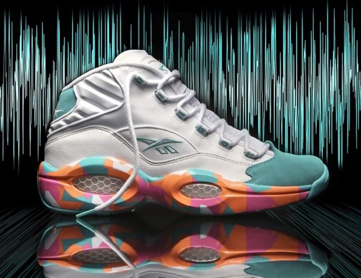 Die besten Sneaker 2014: Reebok Question – White Noise