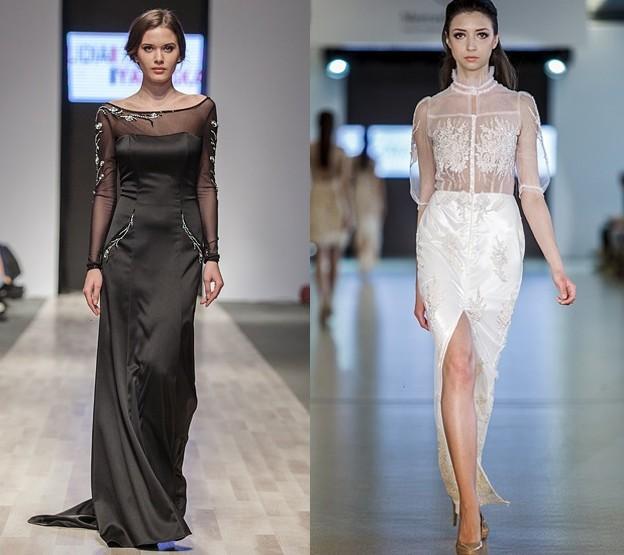 Fashion Week Lviv Mai 2014 präsentiert -  Lidiya Yanitska, für Sie FS14