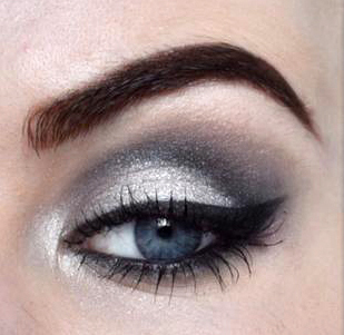 Styling- und Beauty-Tipp Berlin | Silver Clubbing Make-up
