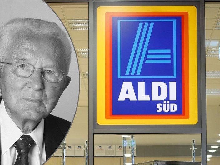 Aldi-Bruder Karl Albrecht ist tot