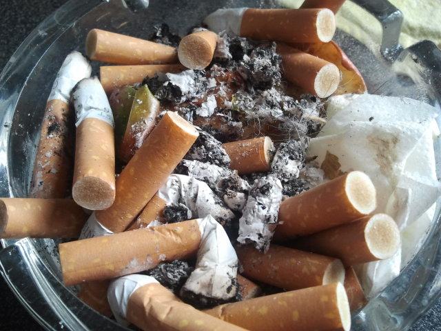 Wenn du das Rauchen aufgibst…