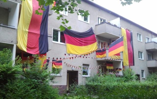 Deutschland holt den WM-Sieg und Jögis Jungs feiern auf der Fanmeile
