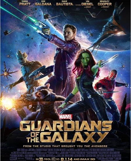 Kinotipp: Guardians of the Galaxy - ab 28. August 2014