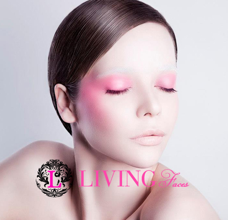 Living Faces Make-up Artist Schule