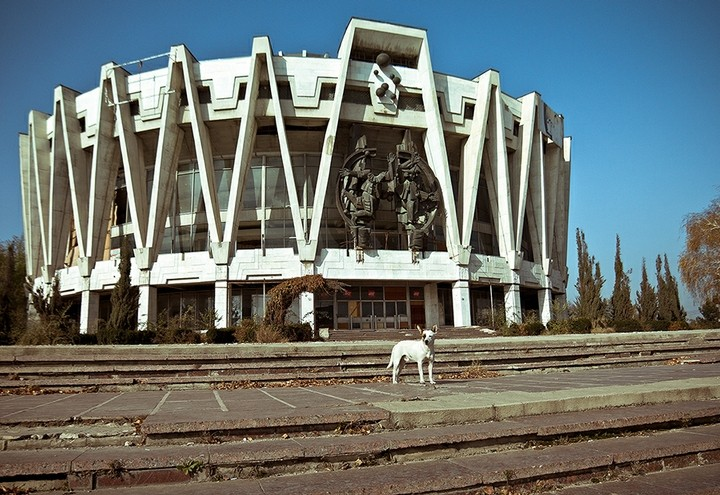 Urban Exploring Worldwide: Kishinev Zirkus