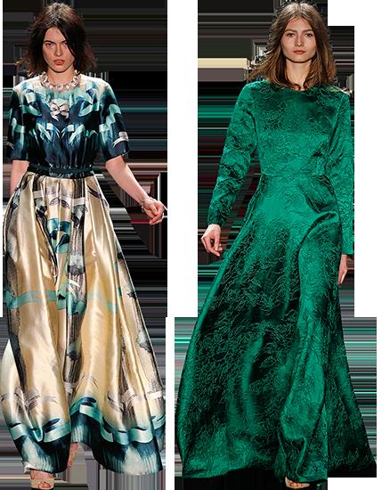 Mercedes-Benz Fashion Week Berlin Juli 2014 präsentiert – Alena Akhmadullina, für Sie HW14/15