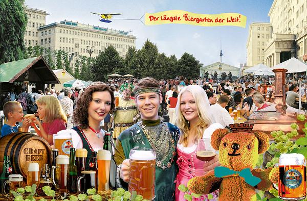 Veranstaltungstipp Berlin | 18. Internationales Bierfestival in Friedrichshain