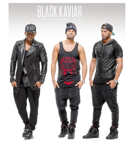 Berlin Fashion Week: Bright Tradeshow Juli 2014 präsentiert - Black Kaviar, für Ihn