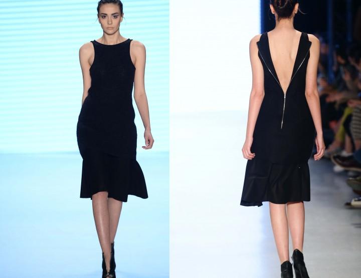Mercedes-Benz Fashion Week Berlin Juli 2014 präsentiert – Burce Bekrek, für Sie HW14/15