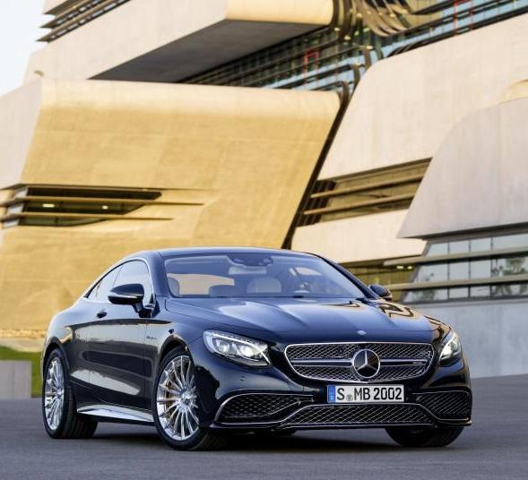 Mercedes-Benz: Das neue S 65 AMG Coupé