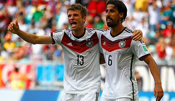 WM News 2014: Deutschland ist im Viertelfinale