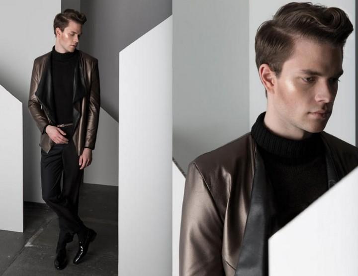 Mercedes-Benz Fashion Week Berlin Juli 2014 präsentiert – DYN, für Ihn HW14/15