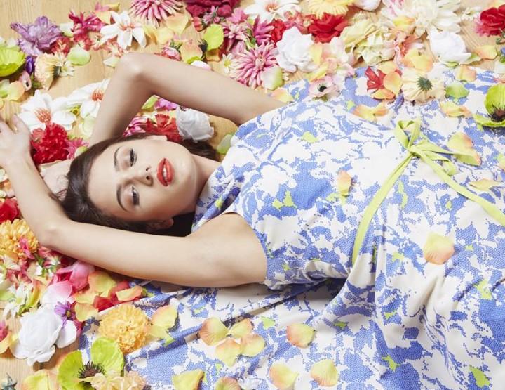 Panorama Berlin Fashion Trade Show Juli 2014 präsentiert – Eucalyptus London, für Sie FS14