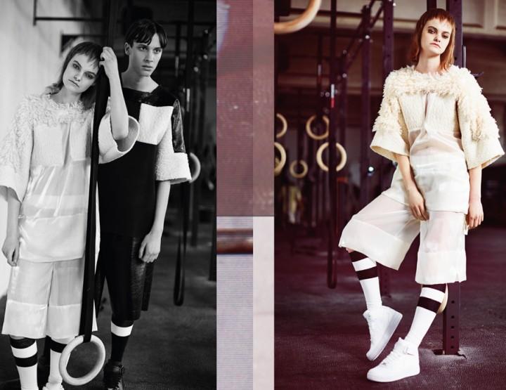 Mercedes-Benz Fashion Week Berlin Juli 2014 präsentiert – Franziska Michael, für Sie & Ihn HW14/15 - NEUES LABEL!