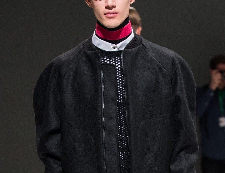 Mercedes-Benz Fashion Week Berlin July 2014 presents - IVANMAN for men - F/W 14/15