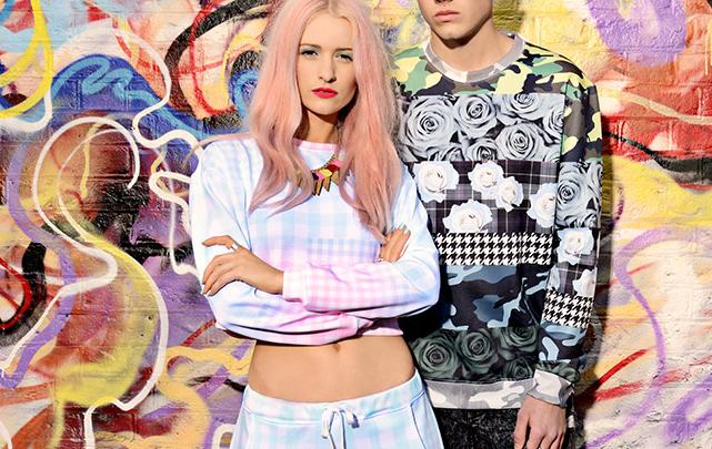 Berlin Fashion Week: Bright Tradeshow Juli 2014 präsentiert - Jaded, für Sie & Ihn - NEUES LABEL!