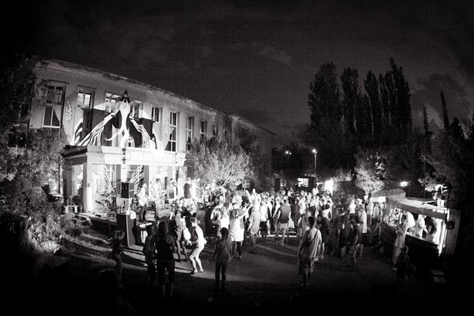 Veranstaltungstipp Berlin: Katapult-Festival im Mellowpark | 1.-3. August