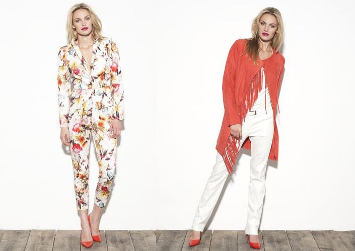 Panorama Berlin Fashion Trade Show Juli 2014 präsentiert – LaSalle, für Sie FS14