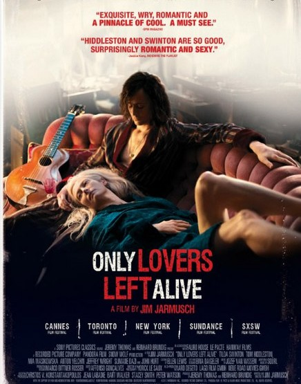Filmtipp: Only Lovers Left Alive