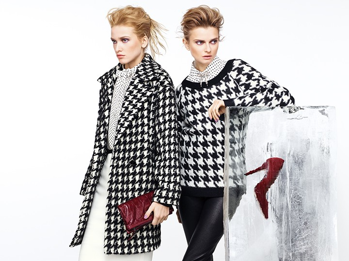 Panorama Berlin Fashion Trade Show Juli 2014 präsentiert – Marc Cain, für Sie HW14/15
