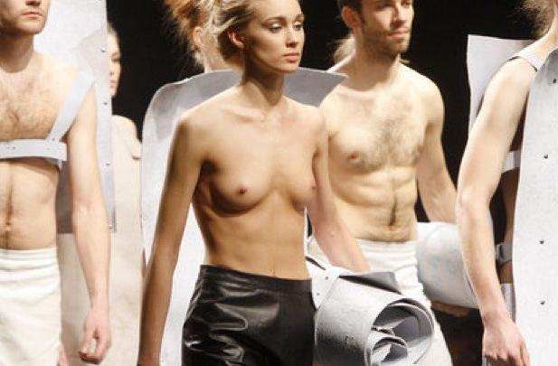 Berlin Fashion Week: Mode-Ausstellung @ Panke Kultur