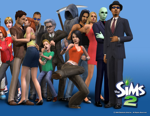 Gaming on a Budget | The Sims 2 Ultimate Collection for free!
