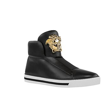 versace herren sneaker. Black Bedroom Furniture Sets. Home Design Ideas