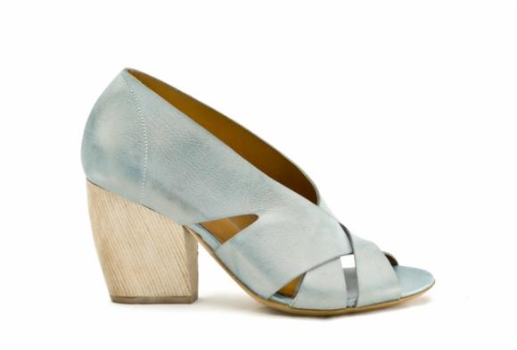 Panorama Berlin Fashion Trade Show Juli 2014 präsentiert – Zinda Schuhe, SS14