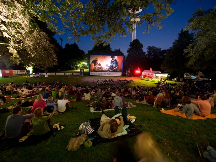 Events in Hamburg: Rush to the open-air cinemas because the season is soon over!