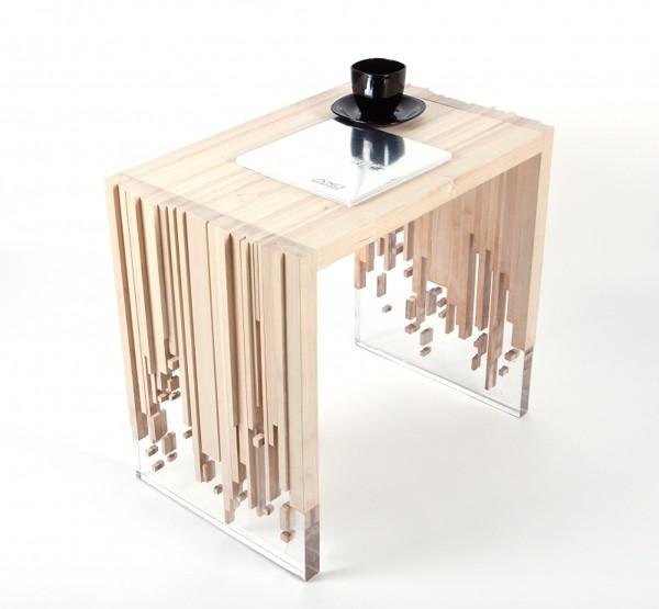 Interieurtipp - Die coolsten Möbel 2014: Schwerelose Möbelstücke von Eugene Tomsky