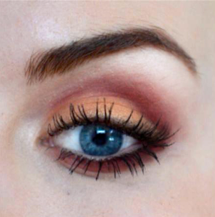 Styling- und Beauty-Tipp Berlin | Autumn inspired Cut Crease