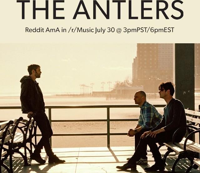 Veranstaltungstipp Berlin: The Antlers live