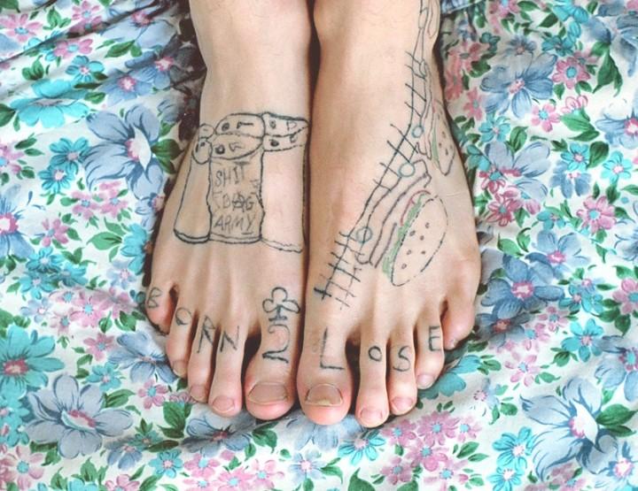 Die besten schlechtesten Tattoos der Welt: No Class