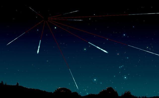 Himmelsspektakel über Deutschland: Sternschnuppennacht am 12. August