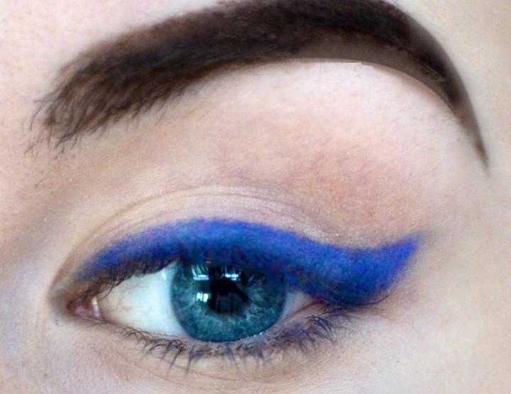 Styling- und Beauty-Tipp Berlin | Kenzo inspirierter Eyeliner