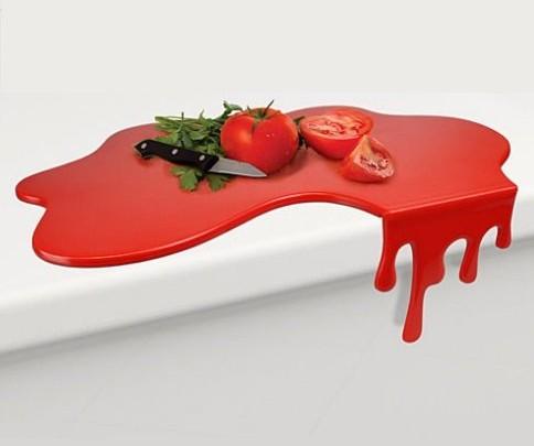 Seadistusnõuanne: verepleki kujul olev lõikelaud