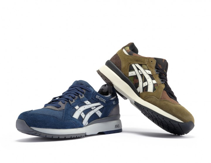 Die coolsten Sneaker 2014: asics Lifestyle - Camo Pack